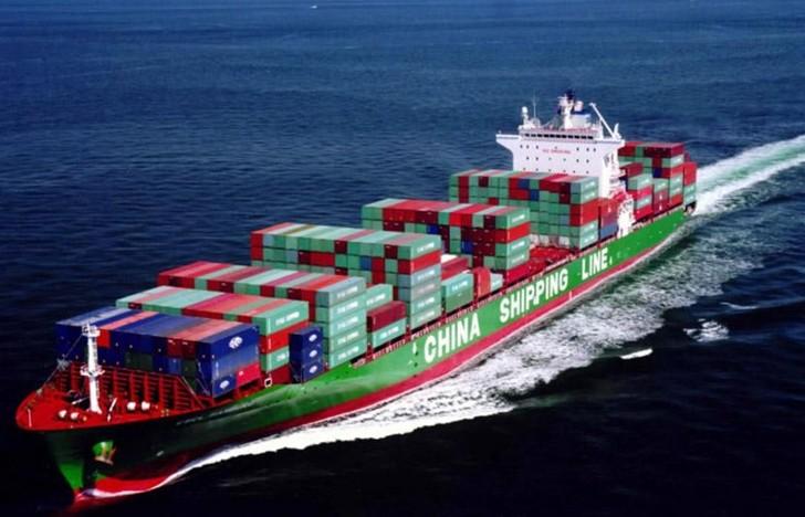 进口海运流程