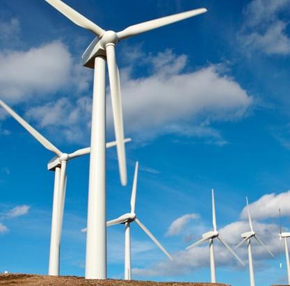 西班牙Gamesa风力发电站