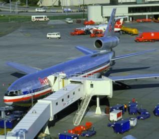 空运服务覆盖的机场