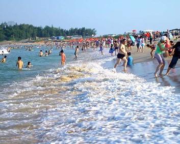 2013年度汕尾红海湾旅游