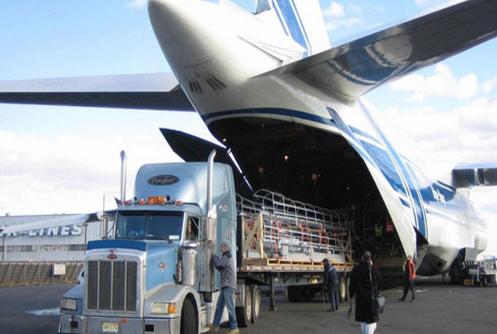 亚东空运进口物流