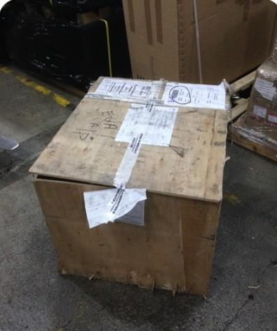 关于进出口货物木箱包装退运和销毁