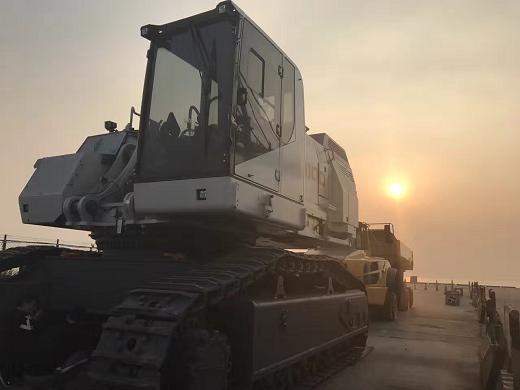 挖掘机机械设备进口
