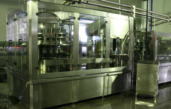 亚东案例:德国自动灌装机进口清关代理