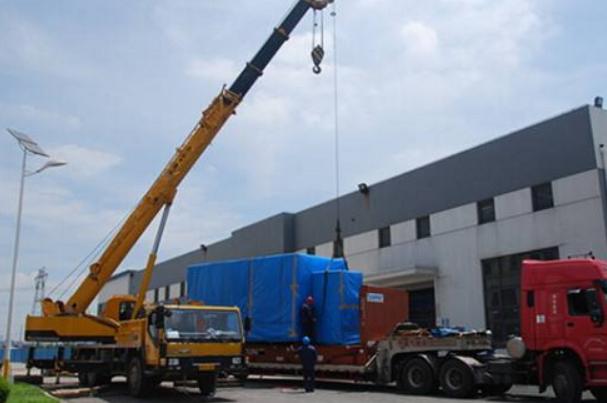 亚东案例:北美工厂旧设备搬迁顺利清关,节省税金近10万