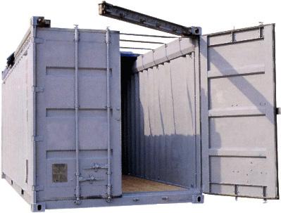 特种柜 货物运输
